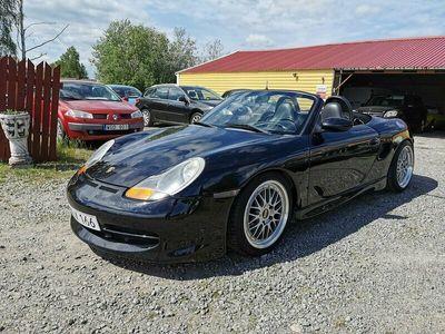 begagnad Porsche Boxster cab / finans ordnas !
