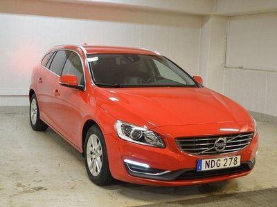 begagnad Volvo V60 D3 Summum /VOC/EU 6/6343 mil