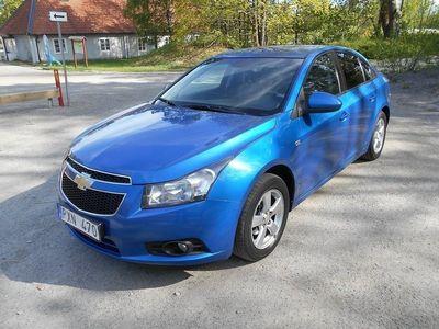 used Chevrolet Cruze Sedan 1.6 113hk -11
