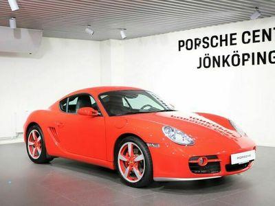 begagnad Porsche Cayman S 295 hk