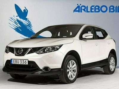 begagnad Nissan Qashqai 1.5 dCi Acenta Safety Pack
