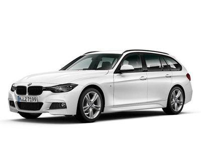 usado BMW 320 d xDrive / Läder / Drag / M-sport