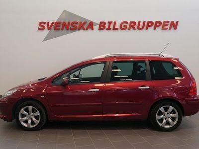 begagnad Peugeot 307 SW 2.0 7-sits Kamrem bytt LM S+V-Hjul
