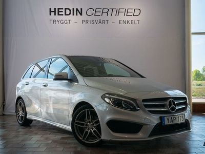 gebraucht Mercedes B200 // AMG & Dragkrok //