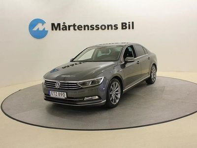 begagnad VW Passat 2.0 TDI 4Motion (190hk)
