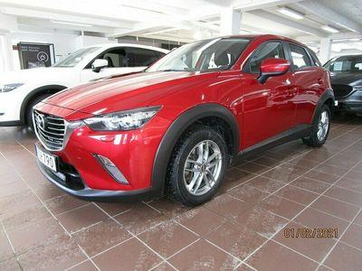 begagnad Mazda CX-3 2.0 Core Euro 6 120hk