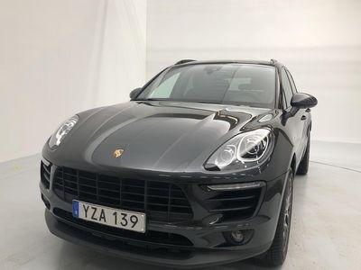 begagnad Porsche Macan 2.0 (252hk)