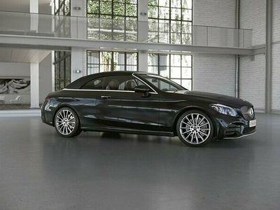 begagnad Mercedes C200 Cabriolet 184 HK