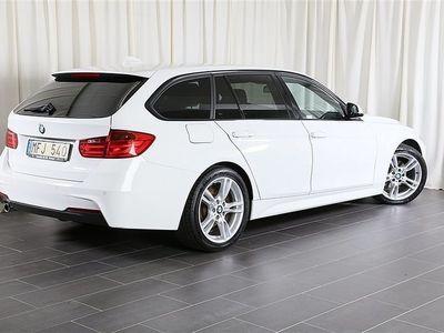 begagnad BMW 320 D Touring / M-sport / Drag