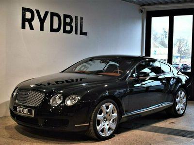 begagnad Bentley Continental GT 6.0 W12 Mulliner Grym Spec 5350kr/Mån