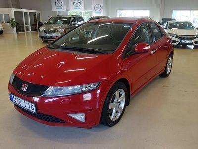 begagnad Honda Civic Sport 2.2 i-CTDi Manuell, 140hk