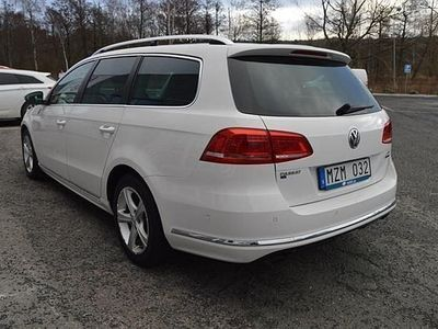 begagnad VW Passat 2.0 TDI Variant 4-M R-line Premium AUT