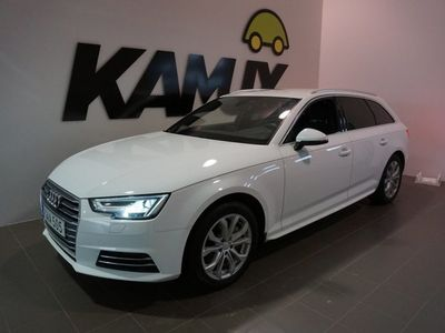 begagnad Audi A4 2.0 TDI Q Proline D-värm Drag (190hk)