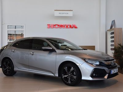 used Honda Civic 1,5T 182hk Prestige