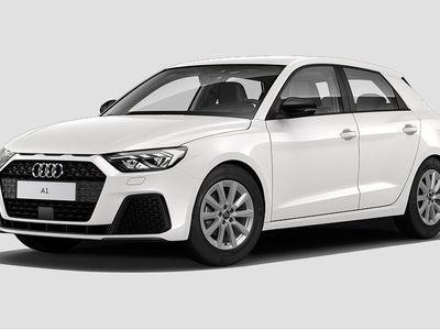 used Audi A1 35 TFSI 150hk Proline S-tronic -19