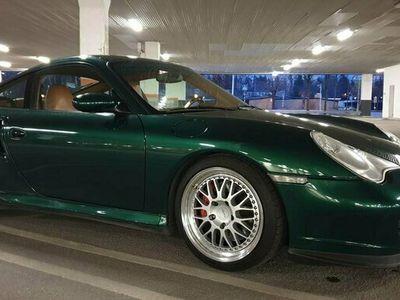 begagnad Porsche 996 Turbo