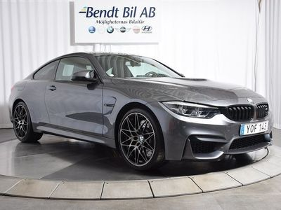 begagnad BMW M4 Competition 0 2018, Sportkupé 899 500 kr
