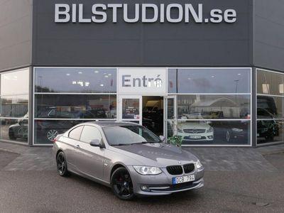 begagnad BMW 320 D Coupé 184hk,Automat,10.000mil