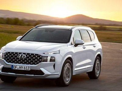 begagnad Hyundai Santa Fe Plug-In Hybrid Essential 265HK 4WD 7-Sits