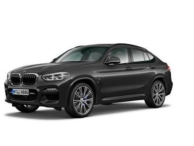 begagnad BMW X4 xDrive 30i M-Sport Innovation Edition