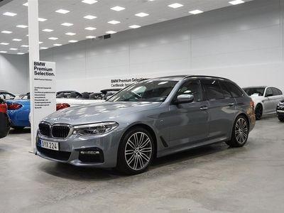 begagnad BMW 530 d xDrive Touring M-Sport Nav HK Pa+ Pano
