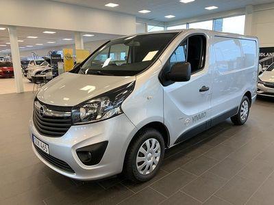 begagnad Opel Vivaro L1H1 125hk Biturbo Premium Låg skatt/Dvärm