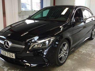 begagnad Mercedes CLA200 Shooting Brake AMG