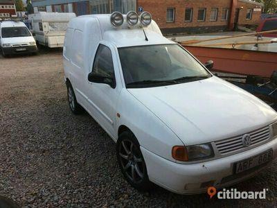 begagnad VW Caddy tdi