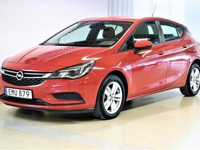 "begagnad Opel Astra Enjoy 5d 1.0T/105 hk Pluspaket OnStar 16"" Alu"