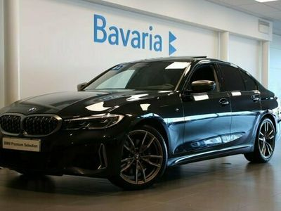 begagnad BMW 340 M i xDrive Sedan MHEV M-Sport Ny 2020, Sedan Pris 678 700 kr