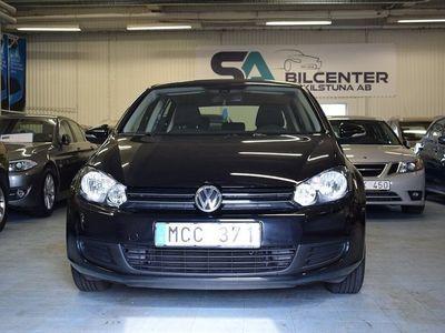 begagnad VW Golf 1.6 TDI Style Dragkrok