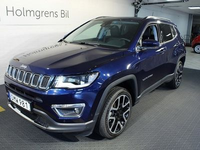 begagnad Jeep Compass 1.4 170hk 4WD / Panorama MY19