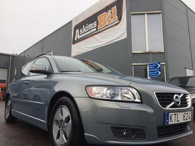 begagnad Volvo V50 D2 Momentum 6-växlad