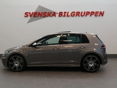 begagnad VW Golf R 2.0 4Motion Euro 6 300hk Aut Läder Nav