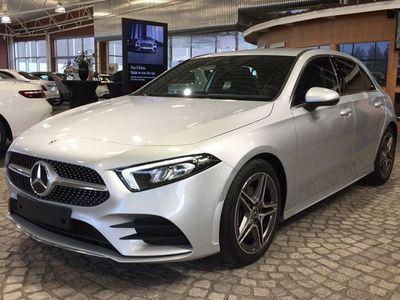begagnad Mercedes A180 - BenzAut / / AMG Line / /