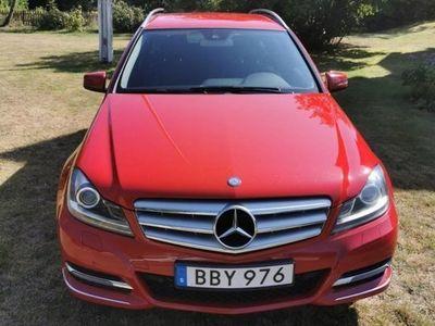 begagnad Mercedes C220 T CDI 4MATIC 7G-Tronic