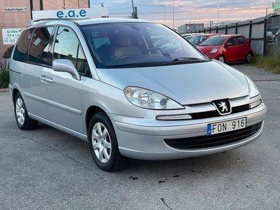 begagnad Peugeot 807 2.0 Automat 7-sits 140hk
