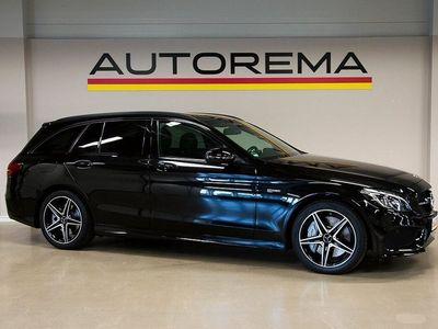 begagnad Mercedes C43 AMG C BenzAMG T 4MATIC 2016, Personbil 419 000 kr