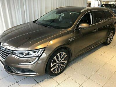 begagnad Renault Talisman GrandTour dealer