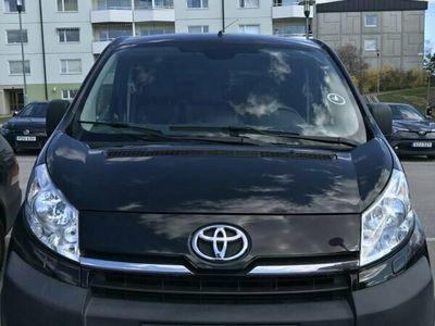 begagnad Toyota Proace X