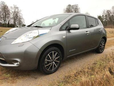 begagnad Nissan Leaf Tekna 24 kWh -15