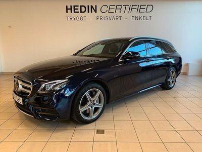 begagnad Mercedes E300 AMG, Premiumpaket Plus