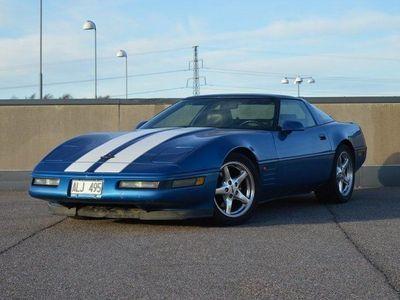 brugt Chevrolet Corvette 5.7 V8 305hk Manuell