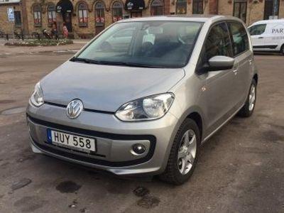 usado VW up! ! 5-dörrar 1.0 Automat GPS -Sport, high 75hk,Drive