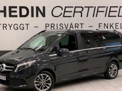 begagnad Mercedes V250 V Benzd 9G-Tronic Avantgarde 2020, Minibuss 529 900 kr