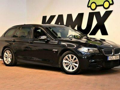 begagnad BMW 535 d xDrive M-Sport | Drag | D-Värm | Kamera | 313hk