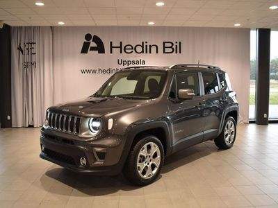 begagnad Jeep Renegade LIMITED PHEV 1,3 T4 190HP EAWD ATX
