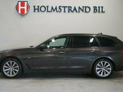 begagnad BMW 324 520 d xDrive Sportline Disp-Key Värmare Skinn Drag 2018, Kombi Pris900 kr