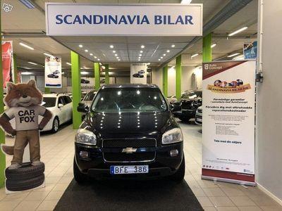 begagnad Chevrolet Uplander HANDIKAPPANPASSAD AUTO -08