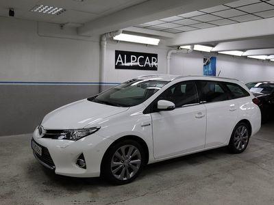 begagnad Toyota Auris Touring Sports Hybrid TS EXECUTIVE GPS 11600 MIL